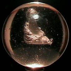 "2002: 70002 BB Marbles: Child Sulphide 2-3/16"" 8.9  SUL"