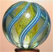 "2028: 70028 BB Marbles: Latticinio Swirl 1-1/4"" 8.7 SW"