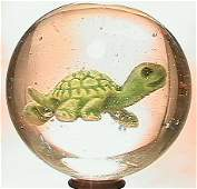 69078: 69078 BB Marbles: Contemporary. Turtle Sulphide
