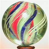 """69446: 69446 BB Marbles: Solid Core Swirl 1-11/16"""" 8.2"""
