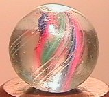 """68002: 68002 BB Marbles: Divided Swirl 1/2"""" 9.0"""