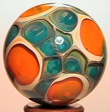 68006: 68006 BB Marbles: Douglas Ferguson Alien Egg