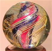 """68017: 68017 BB Marbles: Divided Swirl 3/4"""" 9.6"""