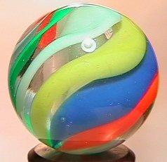 68020: 68020 BB Marbles: John Hamon Miller Swirl