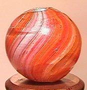 """68022: 68022 BB Marbles: Onionskin 19/32"""" 9.8"""