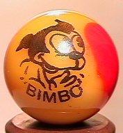 68023: 68023 BB Marbles: Peltier Bimbo comic 9.8