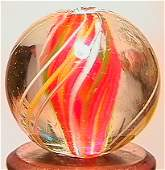 """68153: 68153 BB Marbles: Divided Swirl 21/32"""" 9.8"""