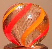 """71023 BB Marbles: Latticinio Swirl 11/16"""" 9.0"""