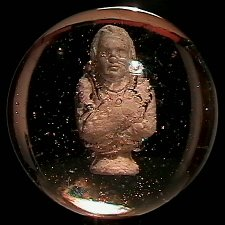 73001: 73001 BB Marbles: Sulphide of a Composer
