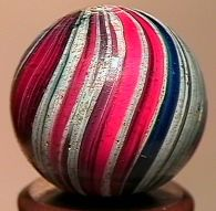 73162 BB Marbles: Rare 360 degree Uncased Indian
