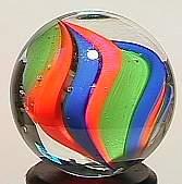 73265 BB Marbles: John Hamon Miller Swirl