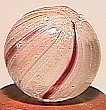 """74009: 74009 BB Marbles: Banded Swirl 1/2"""" 8.9"""