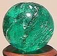 """74012 BB Marbles: Aqua Mica 9/16"""" 9.9"""