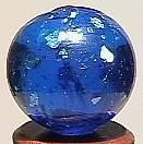 "74013 BB Marbles: Cobalt Mica 21/32"" 9.3"