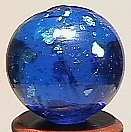 "74013: 74013 BB Marbles: Cobalt Mica 21/32"" 9.3"