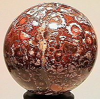 74017: 74017 BB Marbles: Fossilized Marble Sphere