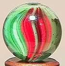 74243: 74243 BB Marbles: German Sparkler Oxblood