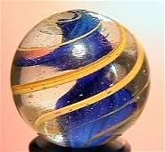 """75047: 75047 BB Marbles: Ribbon Swirl 27/32"""" 9.0"""