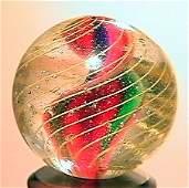 """75079: 75079 BB Marbles: Ribbon Swirl 25/32"""" 8.7"""
