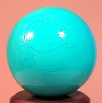"76004: 76004 BB Marbles: MFC Persian Turquoise 23/32"" 9"