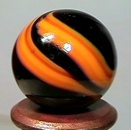"76024: 76024 BB Marbles: CAC Swirl 5/8"" 8.5"