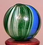 """77023 BB Marbles: Banded Swirl 3/4"""" 8.9"""