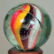 """77024 BB Marbles: Naked Solid core 7/8"""" 8.5"""