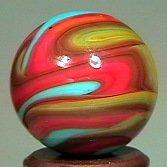 "79067: 79067 BB Marbles: Christensen Flame 3/4"" 9.9"