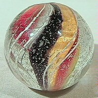 7: BB Marbles: Solid Core Swirl
