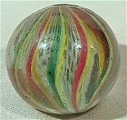 8: BB Marbles: End of Cane Latt Swirl