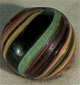 67: BB Marbles: 360-degree 4-panel Indian