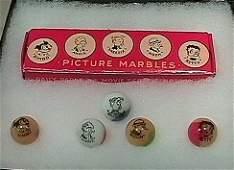 191: BB Marbles: Peltier 5-count comic set