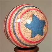 78245: 78245 BB Marbles: Tom Thornburgh Circus Ball CO
