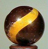 "80008: 80008 BB Marbles: Cornhusk Swirl 29/32"" 7.3"