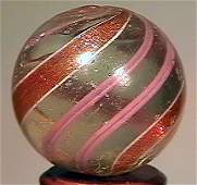 """80052: 80052 BB Marbles: Banded Lutz 7/8"""" 7.5"""