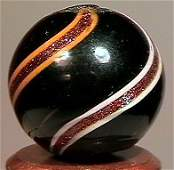 """81078 BB Marbles: Rare Indian Lutz 5/8"""" 9.9"""