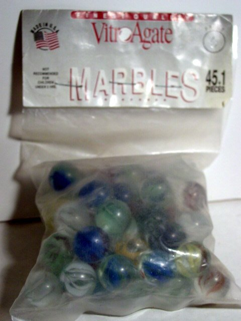 82006: 82006 BB Marbles: Vitro Package from Anacortes