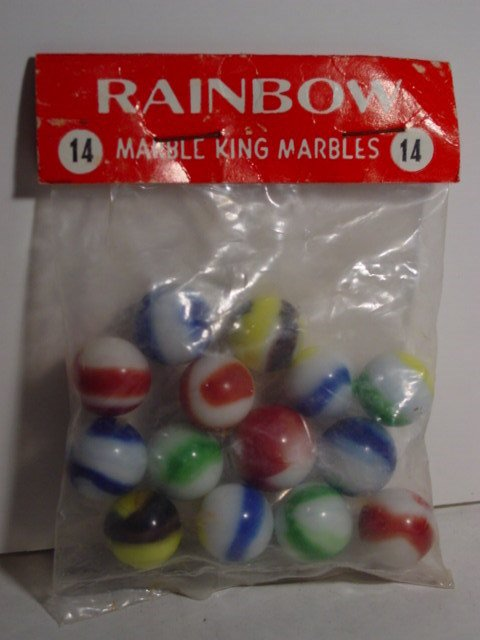 82008: 82008 BB Marbles: Marble King Poly Bag