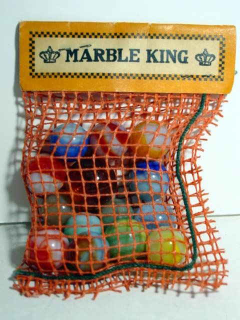 82009: 82009 BB Marbles: Marble King Ad Package