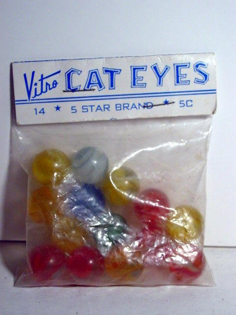 82010: 82010 BB Marbles: Vitro Agate Poly Bag