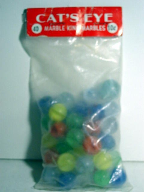 82011: 82011 BB Marbles: Marble King Poly Bag