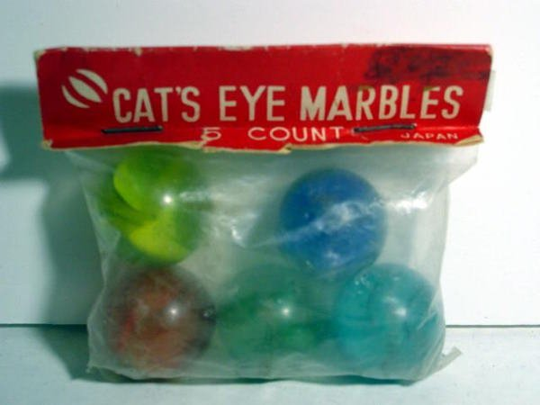 82013: 82013 BB Marbles: Japanese Poly Bag