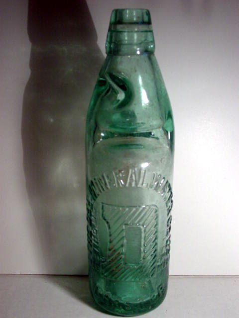 82022: 82022 BB Marbles: English Codd or Marble Bottle