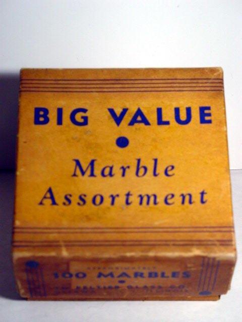 82044: 82044 BB Marbles: Peltier Original Box