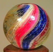 "85014: 85014 BB Marbles: Solid Core Swirl 21/32"" 9.8"