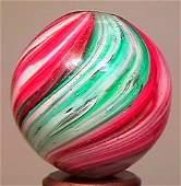 85034: 85034 BB Marbles: 4-Panel Lobed Onionskin 1-1/16