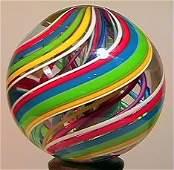 85100: 85100 BB Marbles: Jody Fine Swirl (large)