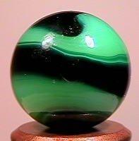 "85240 BB Marbles: Akro Corkscrew 5/8"" 9.0"