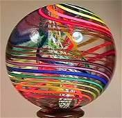 83138 BB Marbles: Eddie Seese 3-Layer Swirl