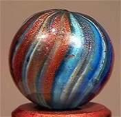 "83187 BB Marbles: Onionskin Lutz 21/32"" 8.9"